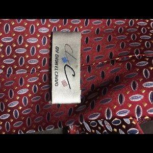 Accessories - Daniel Craig tie